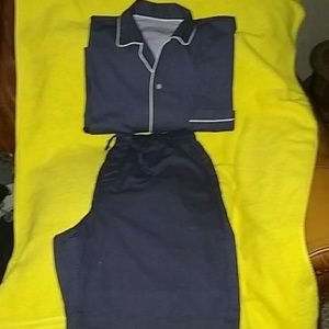 NAUTICA MEN'S PAJAMAS